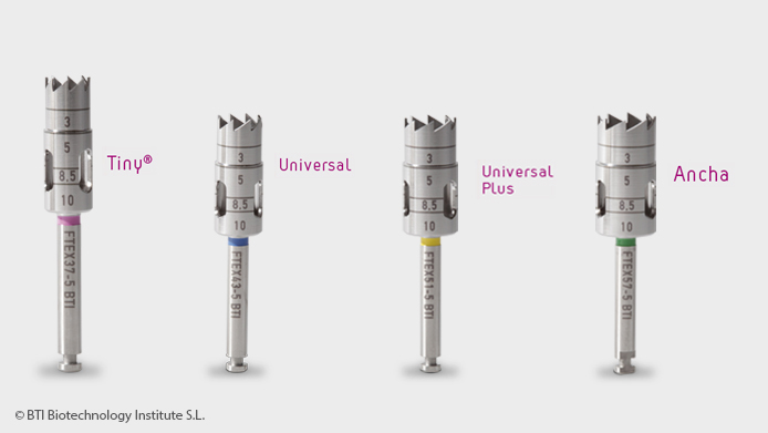 Implant Extraction System | BTI Biotechnology Institute